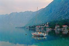 Eternity (yuriye) Tags: montenegro kotor morning harmony mountain dobrota crna gora црна гора котор доброта reflection черногория yuriye balkans balkan