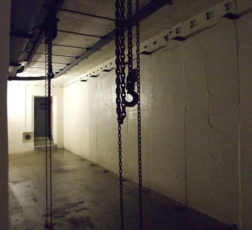 Inside the bunker at Hanstholm