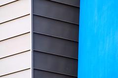 (Hidetora) Tags: blue urban abstract rome detail roma lines wall architecture grey grigio geometry diagonal dettagli walls astratto minimalist architettura diagonale astratta geometrie minimalista d300 linee urbanfragments tiburtina urbani diagonalmente hidetora