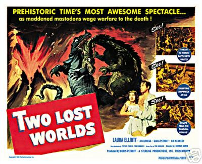 Two Lost Worlds movie