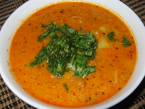 ... pumpkin soup a spicy pumpkin soup with thai style pumpkin soup with