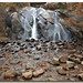 A different look for Helen Hunt Falls...