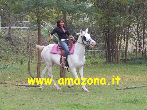 Brazilian cowgirl