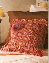 Boudoir Elegance Pillow by Dee Stanziano