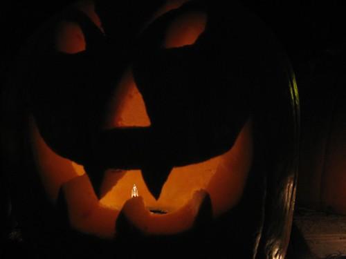 Ferocious pumpkin