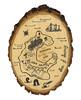 Claw Island Treasure Map