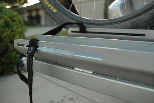 Raxter Rack Wheel Tray