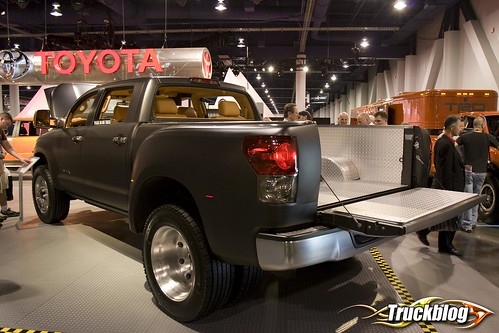 toyota tundra diesel. Diesel Toyota Tundra Likely in