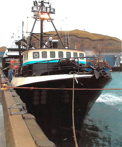 """Sea Chaser Boats >> F/V Sea Star still Keeping Busy with """"Deadliest Catch"""" 