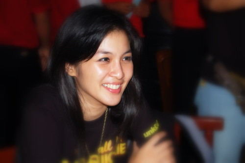 Photo of Sandra Dewi