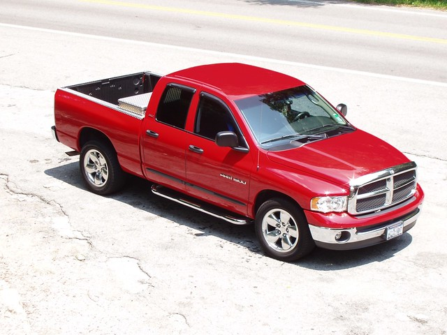 auto christmas bird birds animal animals truck navidad aves quad dodge ram 1500 slt dodgeram