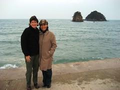 Eunsook Lee Zeilfelder and me