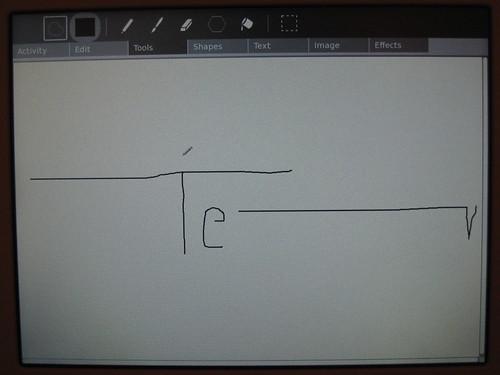 OLPC Draw