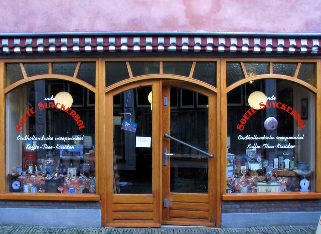 Candyshop in Den Burg