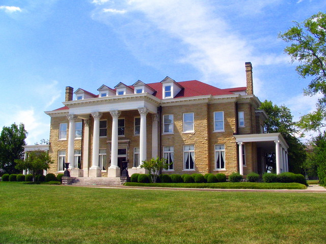 The Mitchell House - Lebanon, TN