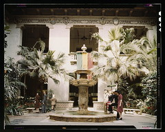Courtyard of the Pan American Building, Washin...