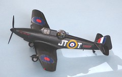 "Boulton Paul P.82 ""Defiant"" NF1 (S. Bathy) Tags: wwii british fighters nightfighter"