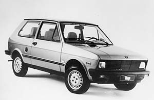 The Yugoslavian Car - Yugo