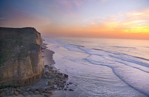 California Coast near San Gregorio