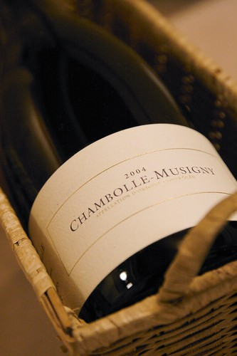2004 Chambolle-Musigny, Domaine Amiot-Servelle