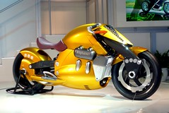Suzuki Biplane Concept in Tokyo Motor Show 2007 (_takau99) Tags: auto show trip travel november vacation holiday topf25 car bike bicycle yellow topv111 japan topv2222 lumix gold tokyo topf50 topv555 topv333 automobile asia topv1111 topv999 topv444 automotive panasonic explore motorbike topv5555 chiba cycle motorcycle   topv777 motor suzuki concept topv9999 topv11111 topv3333 topv4444 messe topv666 topf10 topf15 biplane motorshow 2007 makuharimesse makuhari topv888 topv8888 topv6666 topv7777 topf60  autobike  topf5 topf20 topf30 tokyomotorshow topf40 fx30   takau99   dmcfx30 tokyomotorshow2007 dmcfx30fx30