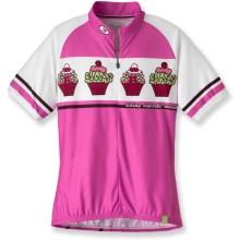 Cupcake Bike Shirt