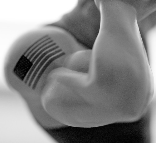 Muscled Arms. Tips to Grow muscle fast