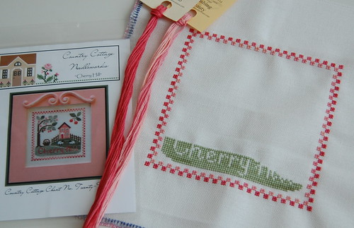 "Country Cottage Needleworks ""Cherry Hill"""