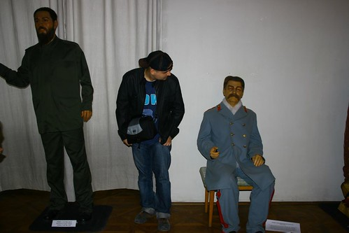 Fidel Castro, Siropel and Stalin
