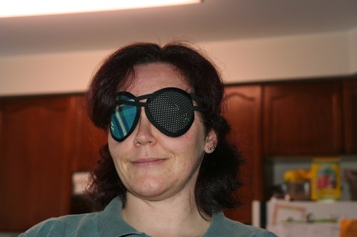 Let's Make PRETTY Eye-Patches - tutorial - Craftgrrl - Where ...