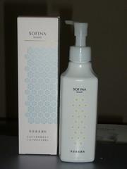 080313_SOFINA beaute 美容液洗顔料
