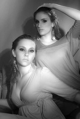 Fashion 2 (Diaph) Tags: portrait fashion infrared mode infrarouge michellevy