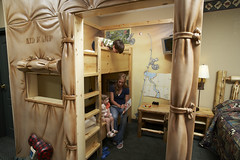 Great Wolf Lodge: Kid Kamp Suite (VisitCabarrus) Tags: travel family northcarolina resort concord spa vacations waterpark greatwolflodge concordmills concordnc
