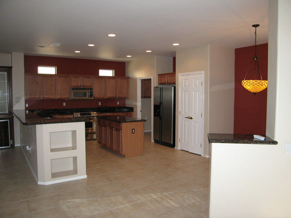 Kitchen, Breakfast nook