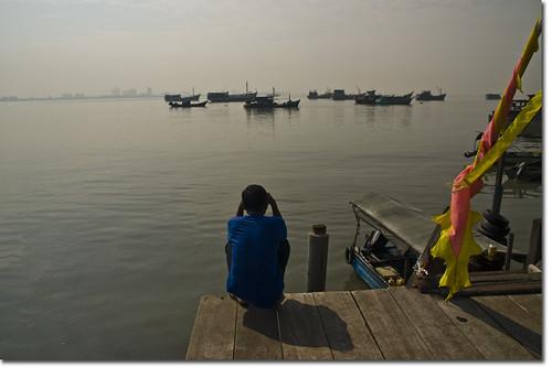 Water Village People-Penang