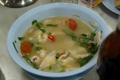 Seafood Tom Yam