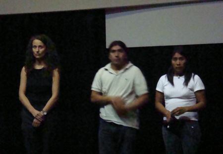 BAFICI 2008: La nacion Mapuce