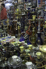 Hookah Shop in the Old City by Greatest Paka Photography