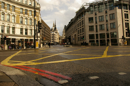 Empty Fleet Street (II)