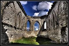 Ruines de la Chapelle de Guemy