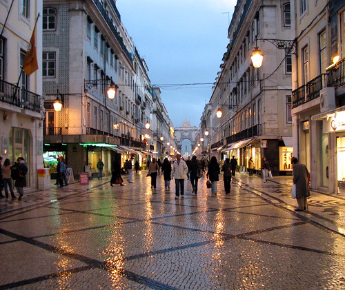 Shopping Streets in the US? (suburbs, market ...