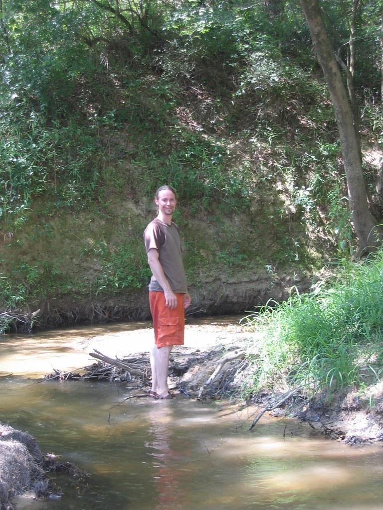 Leaf River Canoe Trip
