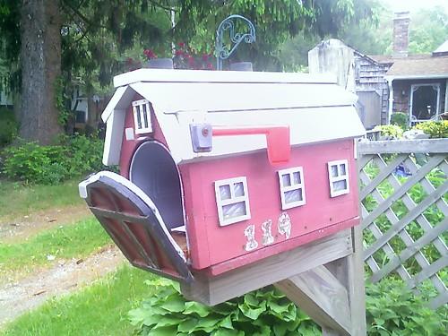 Mail Box: Barn