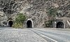 SH1 Kaikoura coast  tunnels (Locomotive-DXC New Zealand) Tags: sh1 kaikoura coast road tunnel