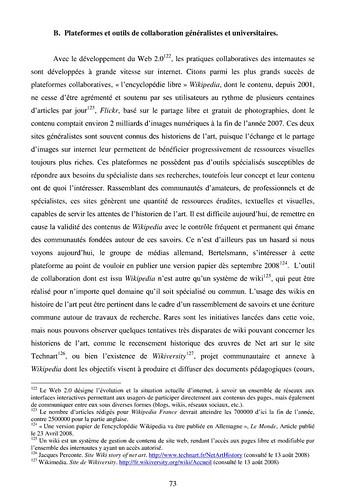 Simon Bachelier - Typologie des outils numériques en histoire de l'art