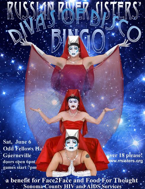 RR Sisters' June 6 Bingo  8.5x11
