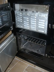 AIMS unit in 13 Amp AGA Cooker
