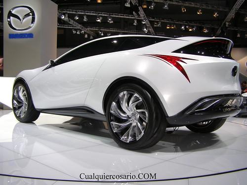 Salón del Automóvil Barcelona 2009 - Mazda (I)