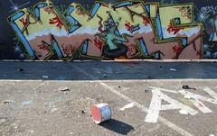 MKAS (neppanen) Tags: streetart art finland graffiti helsinki legal kalasatama mkas discounterintelligence sampen
