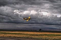 3 (timzim58) Tags: yellow storms topazairtractor sprayplanecropduster
